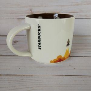 Starbucks Mug You Are Here 2012 Collection